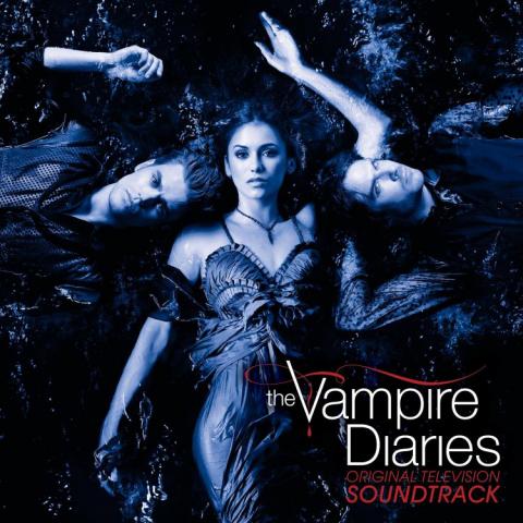 Tawgs Salter, Vampire Diaries, Brave, Vampire diaries soundtrack