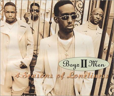 Boyz II Men 4 Seasons Of Loneliness Evolution Album