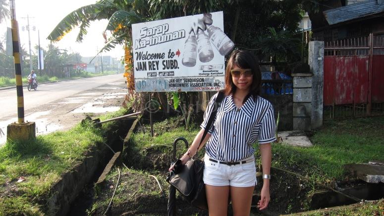 janrey subdivision, san jose, tacloban city, leyte
