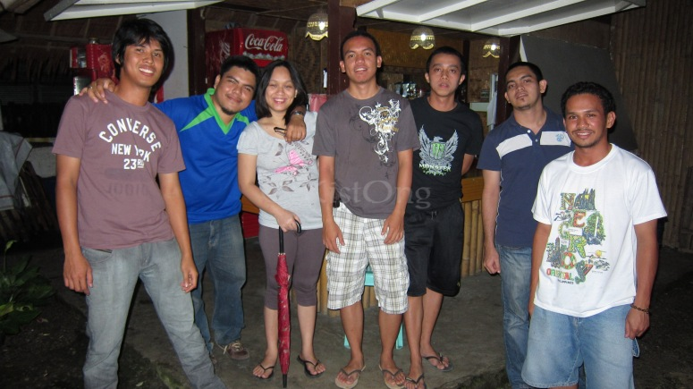 Philippine Phosphate Fertilizer Chemical Engineers and 1 Mechanical engineer