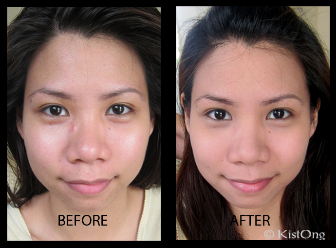 How To Put On Bb Cream Without Caking
