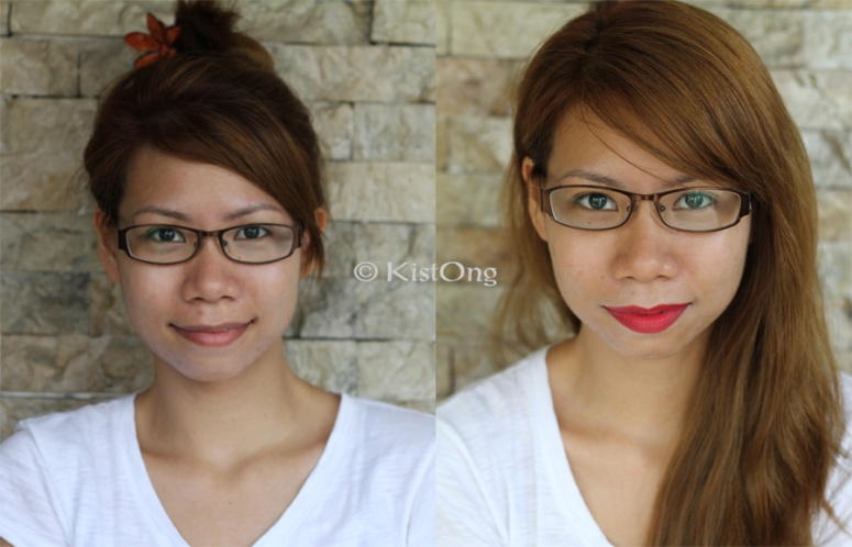 before-after-mac-riri-woo-lipstick