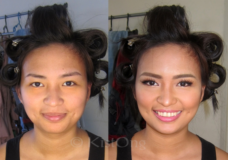 makeup artist for weddings in mandaluyong