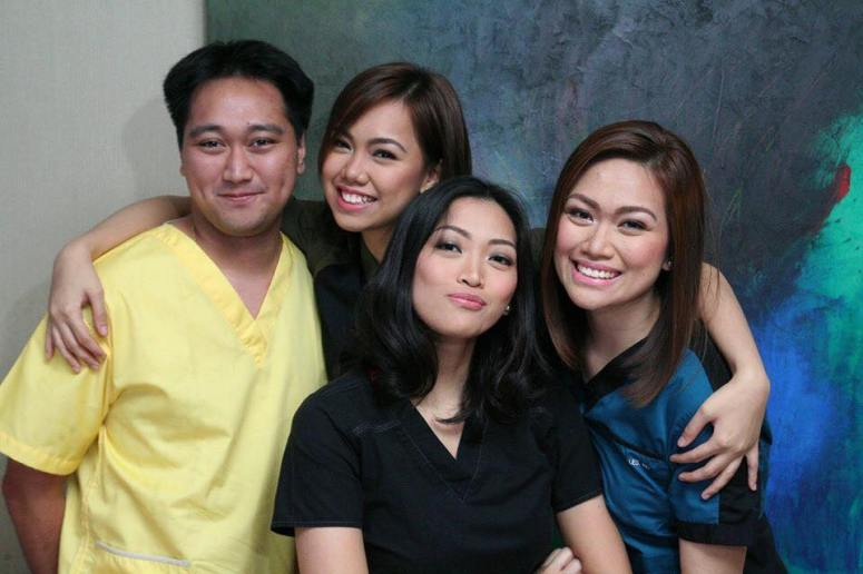 Makeup artist in mandaluyong family photo shoot